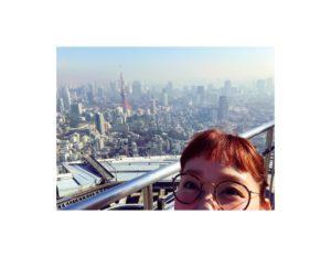 東京trip!